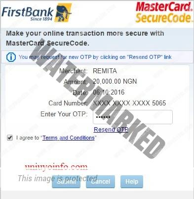 how to pay remita online