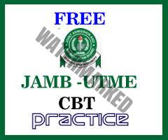 Free 2017 JAMB UTME CBT Practice Software